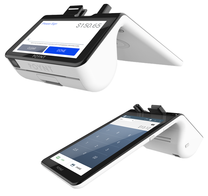 Poynt  MAX Payment Solutions Credit Card Terminal