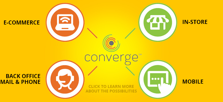 Converge Elavon MAX Payment Solutions