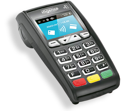 Ingenico MAX Payment Solutions NJ Merchant Services