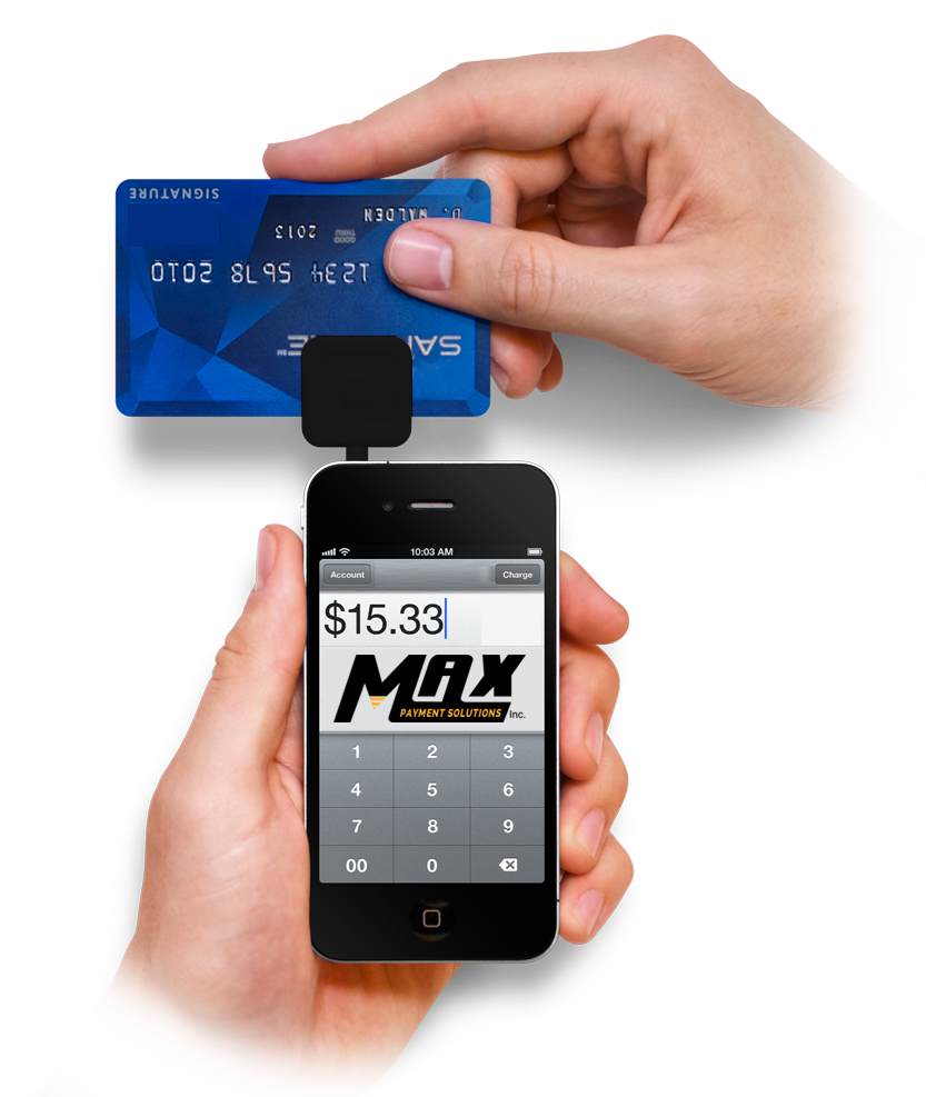 Mobile Card Reader MAX  Payment Solutions